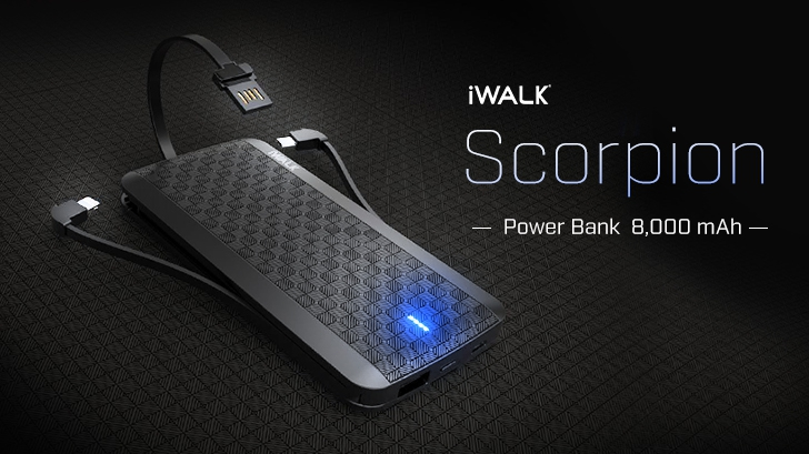 Power Bank - Scorpion